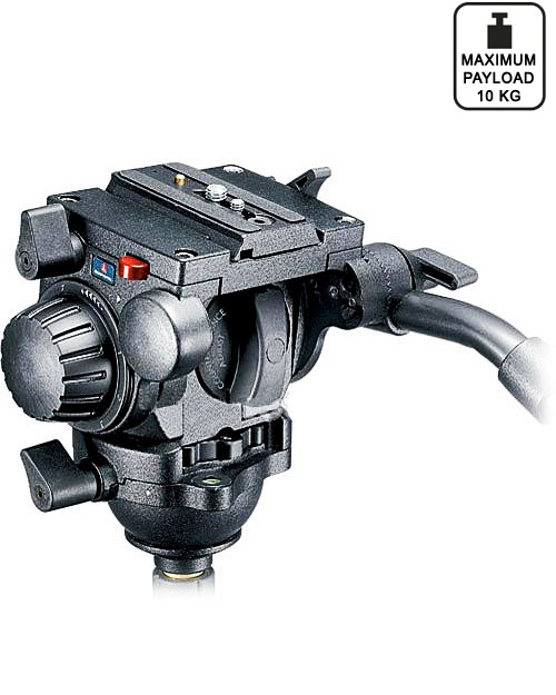 Manfrotto 519 75mm Fluid Tripod Video Head