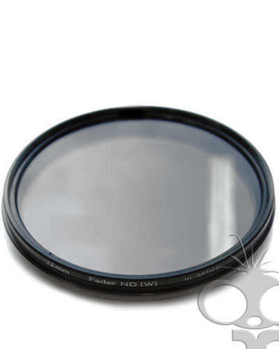 Variable Neutral Density (ND) filter - 52mm screw type