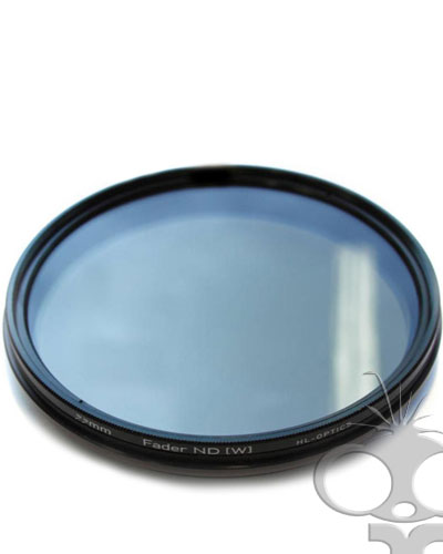 Variable Neutral Density (ND) filter - 77mm screw type