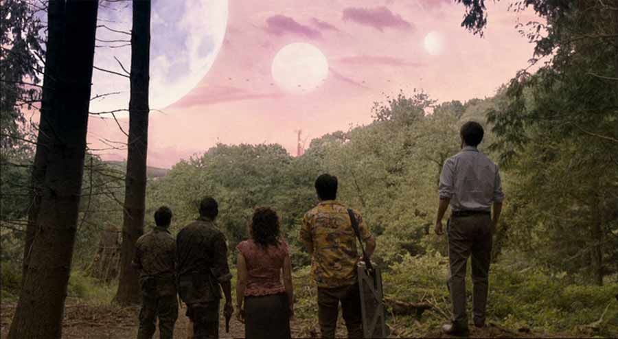 Ferocious Planet trailer edit