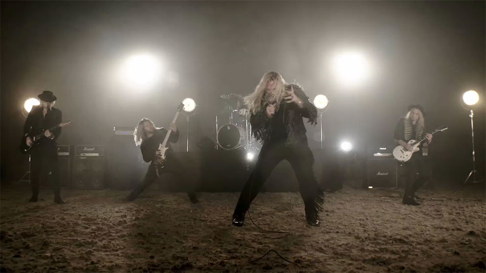 INglorious video shot & lit using Maniac Films rental kit