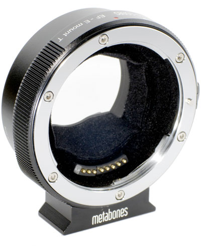 Metabones Canon EF Lens to Sony E Mount T Smart Adapter (Mark IV