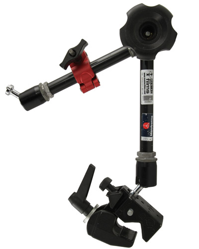 Image of the Manfrotto magic arm with single clamp