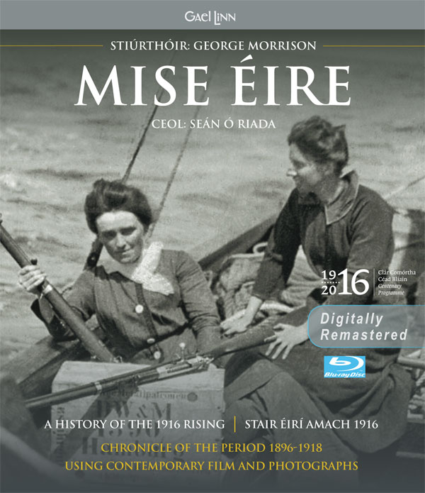 Mise Eire DVD & Blu-ray production