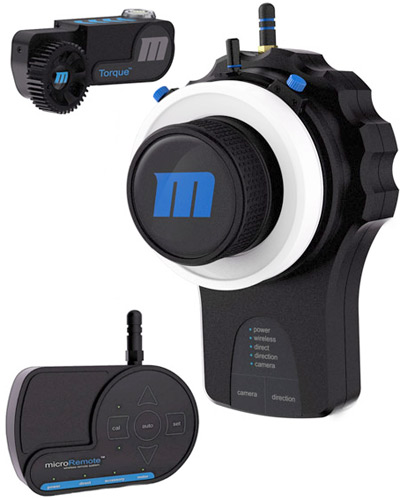 Redrock Micro Wireless Remote Follow Focus system