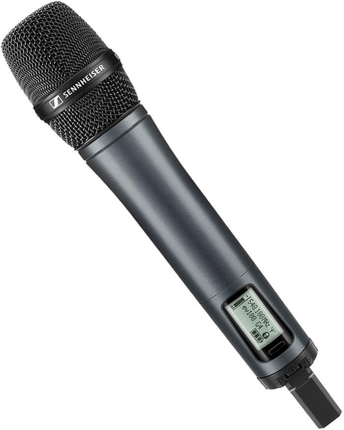 Sennheiser SKM100 Wireless G4 Mic with MMD 835-1 vocal head