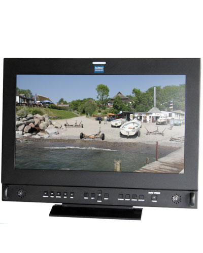 "Tamuz 17"" 3G HD-SDI Video Field Monitor"