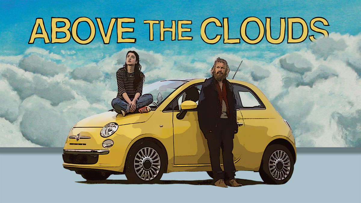 Above The Clouds DVD and Bluray authoring