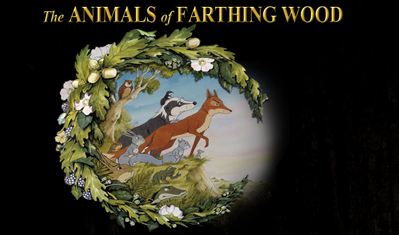 The Animals of Farthing Wood DVD Box Set Authoring