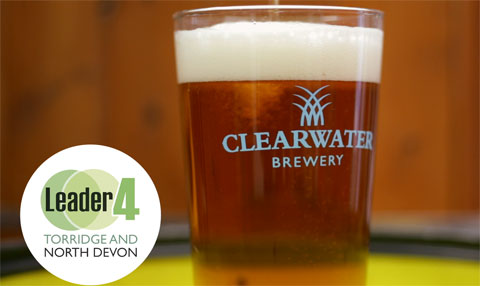 Clearwater Brewery film for North Devon