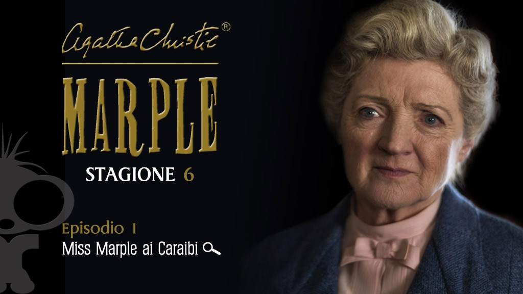 DVD authoring for Italian release of Miss Marple