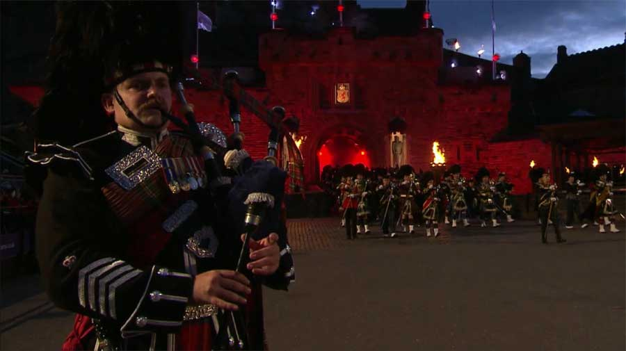BDCMF encode for Royal Military Tattoo Blu-ray 2018