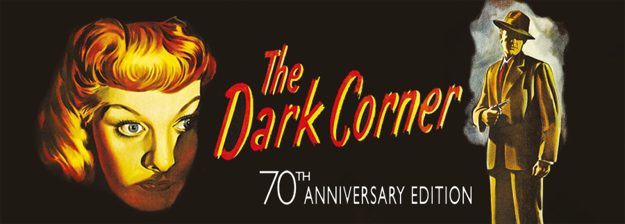 DVD authoring for The Dark Corner 70th anniversary