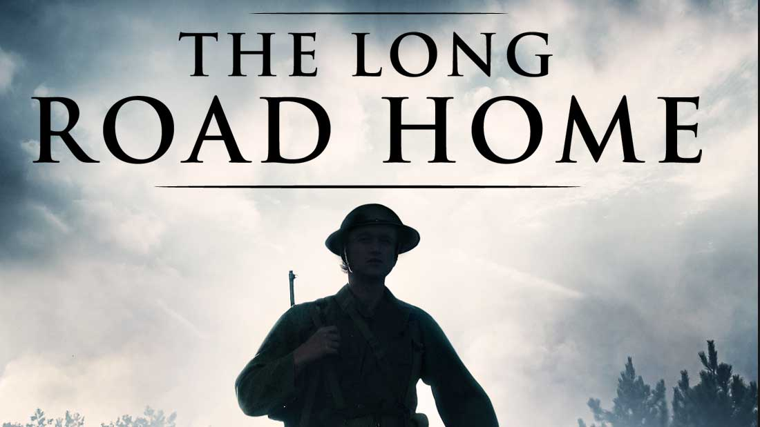 WWII The Long Road Home DVD authoring