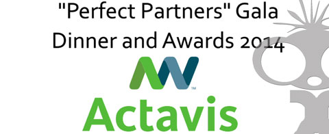 Awards ceremony film production for Actavis