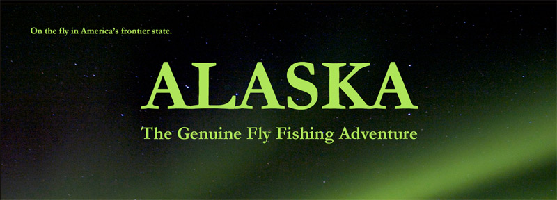 The official trailer for the Alaska Angler Walkabout DVD is now online