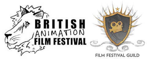 DVD screener authoring for British Animation Film Festival
