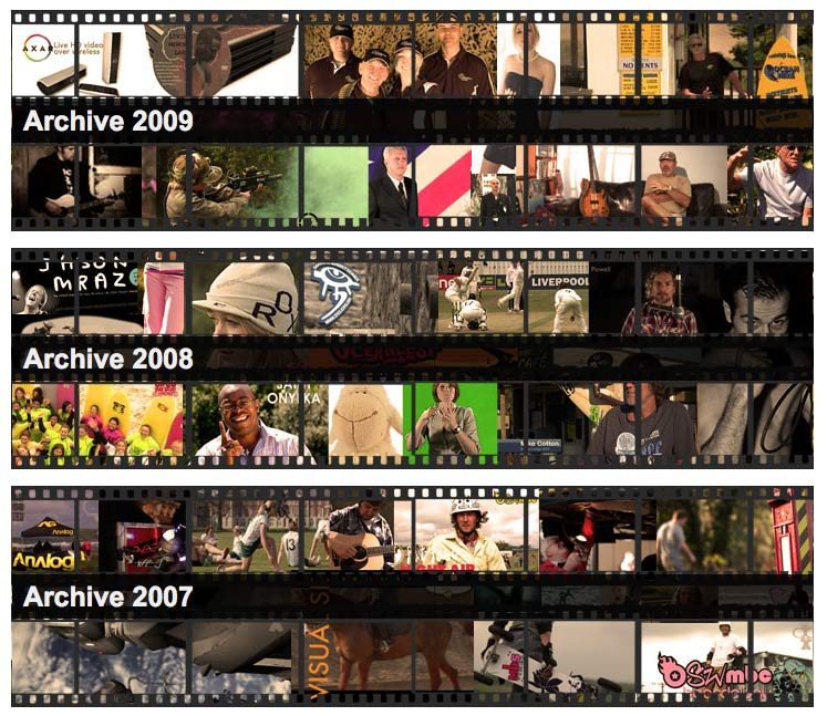 Maniac Films Archive 2003-2009 is back online