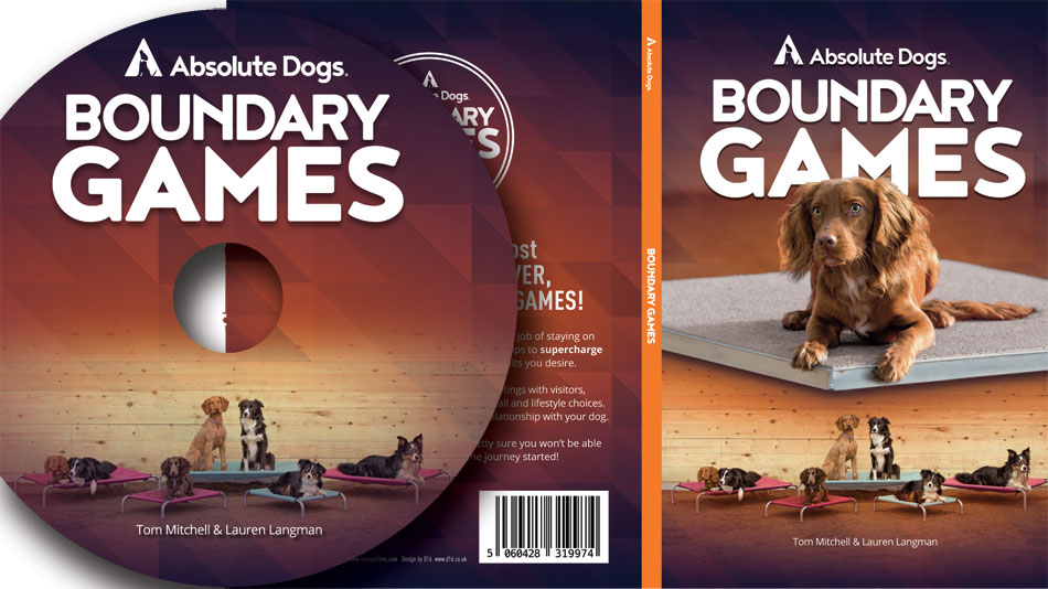 Boundary Games DVD Authoring & Replication for Absolute Dogs