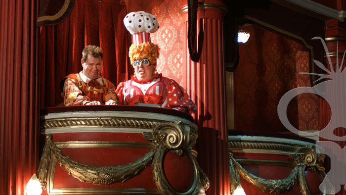 4K Filming for Additional Bristol Hippodrome Panto TV Advert with Colour247