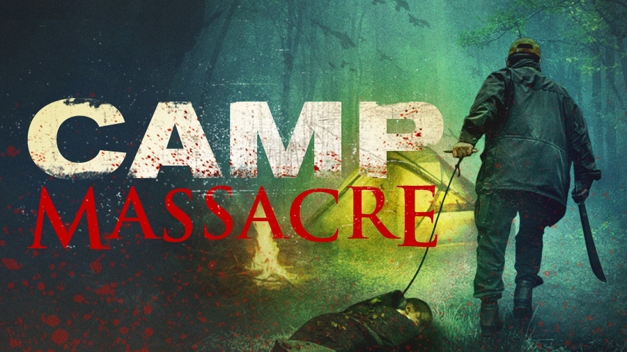Camp Massacre DVD authoring for general release