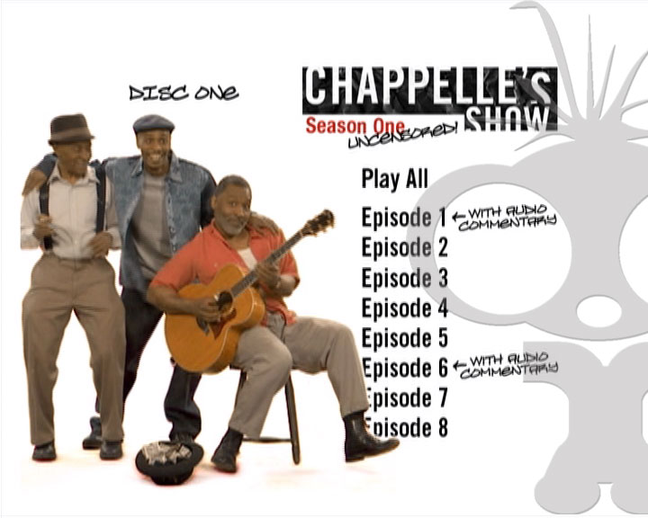 NTSC Conversion & Authoring for Chappelles Show 6Disc Box-Set