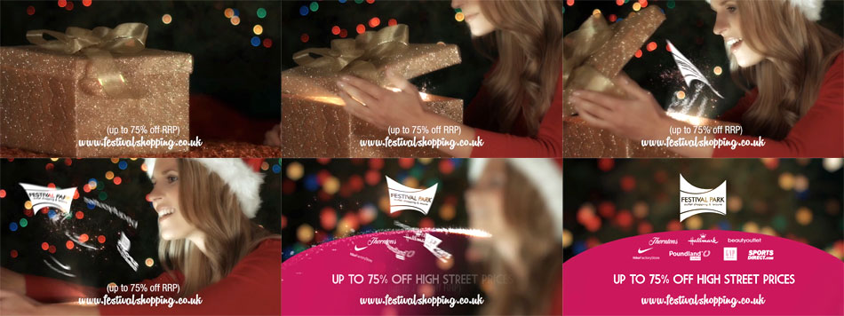 The Second of the Three Colour247 Xmas TV Ads Complete
