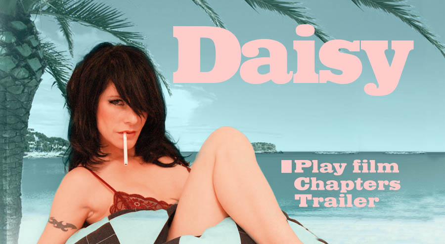DVD authoring DAISY porn star documentary film