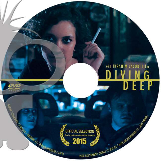 Duplication & Poster Prints for short film Diving Deep