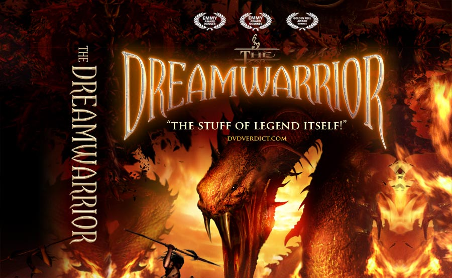 The Dreamwarrior DVD authoring