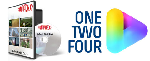 DVD Authoring for DuPont Working with OneTwoFour