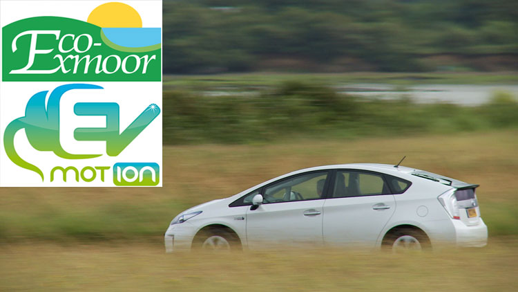 Live event filming for Eco-Exmoor and EV motion