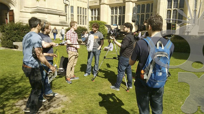 Video Workshops for Bristol University PHD Students