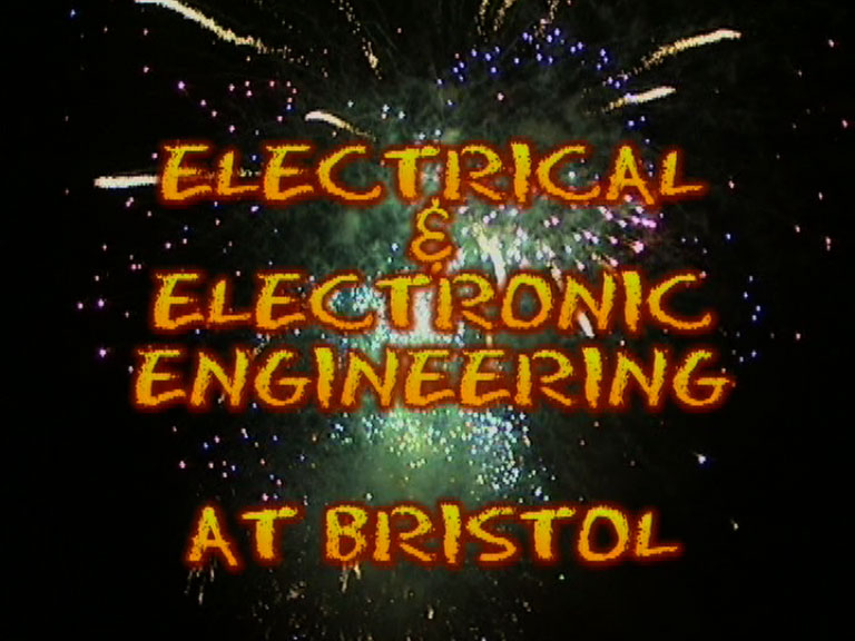 Updating promo film for Bristol Univeristy Engineering dept