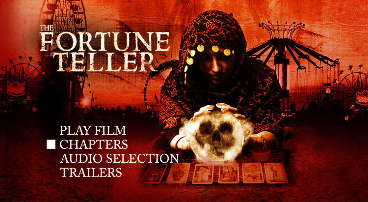 The Fortune Teller - DVD authoring for retail