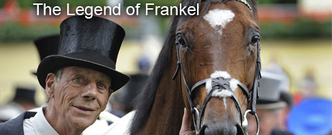 DVD Authoring & Duplication - The Legend of Frankel