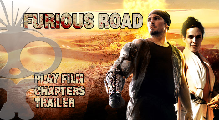 DVD Authoring for Furious Road