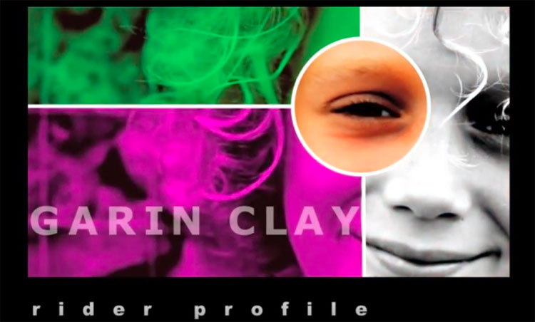 Editing for Garin Clay Quicksilver King of the Groms entry