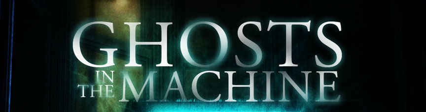 DVD authoring for Ghosts in the Machine film