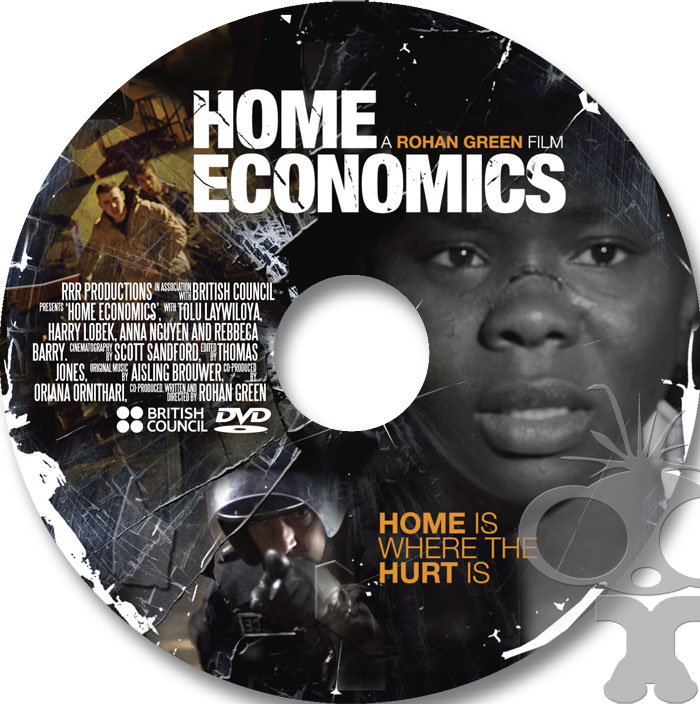 DVD Duplication for Home Economics Film