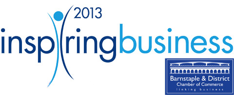 Come and see us at the Inspiring Business 2013 event in Barnstaple on 11th April