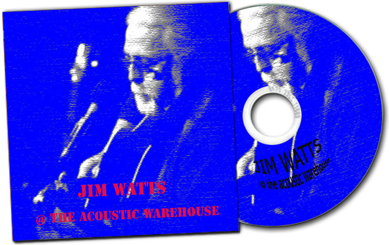 CD duplication for Jim Watts
