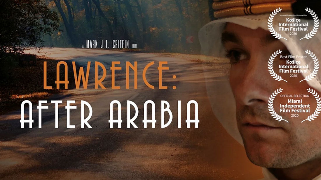 Blu-ray authoring for Laurence After Arabia Feature Film