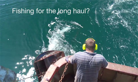Boat Stories Fishing for the Long Haul Film Completed