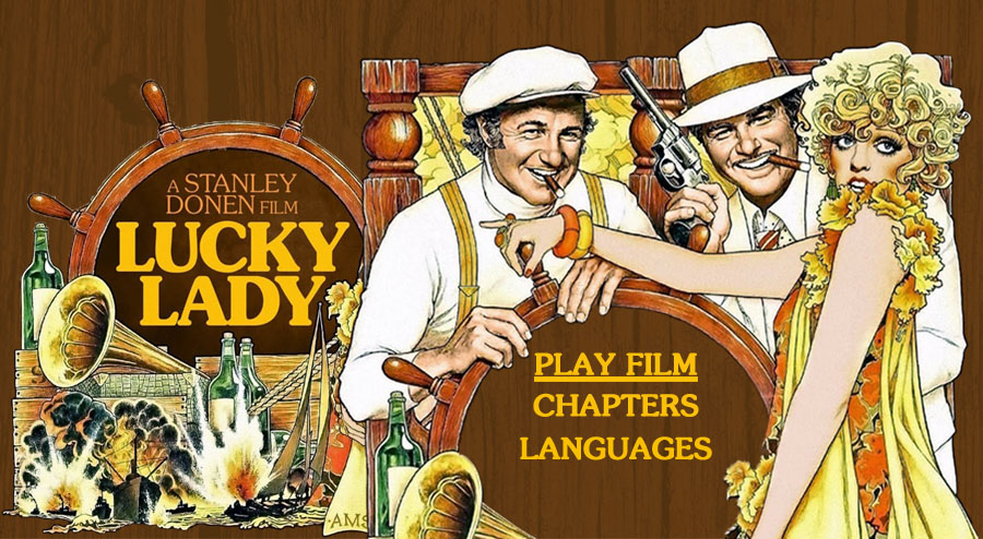 DVD authoring for Lucky Lady re-release