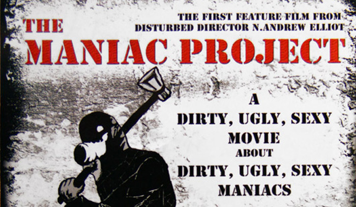 The Maniac Project film gets worldwide release dates!