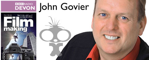 Mark Brindle appears on the John Govier show on BBC Radio Devon
