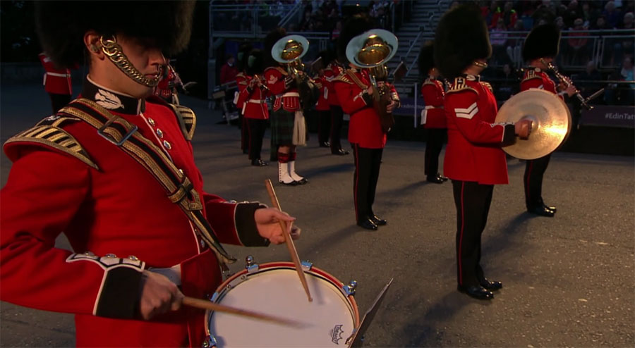 BDCMF encode for Royal Military Tattoo Blu-ray 2019