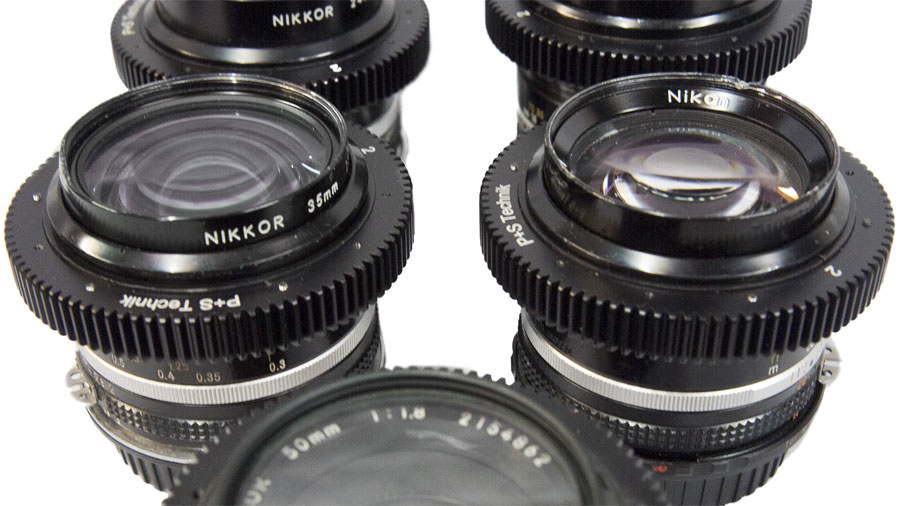 Nikon Primes Cine Kits Added
