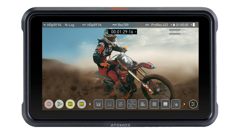 Atomos Ninja-V HDR High Brightness monitorrecorder